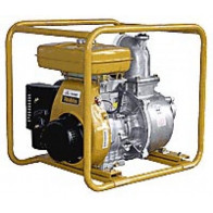 Мотопомпа дизельная для сильнозагрязненных жидкостей PTD405T